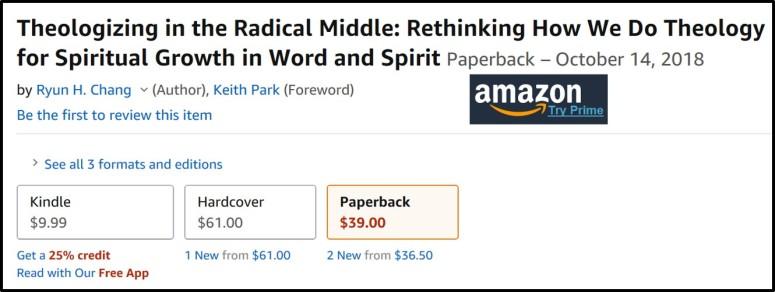 Radical Middle Amazon